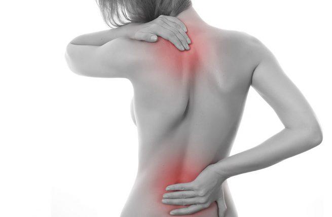 dolore schiena roma